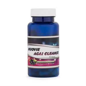 Picture of Nuovie Açaí Cleanse (60 Capsules)